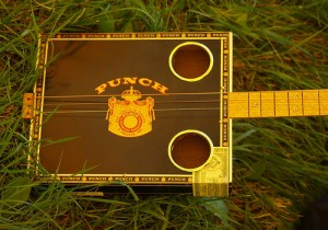 Cigar Box Guitars - Nice to look at, easy to listen to!