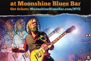 Moonshine Blues Bar NYE with Devon Allman