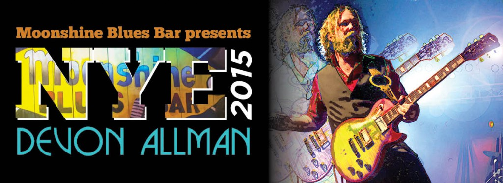New Year's Eve feat. Devon Allman