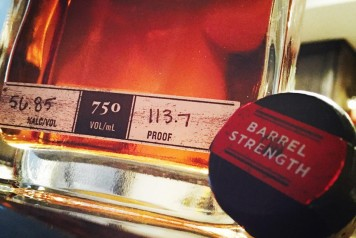 Barrel Strength Reserve Bourbon